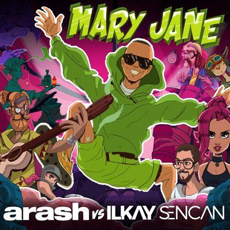 متن آهنگ مری جین Mary jane آرش