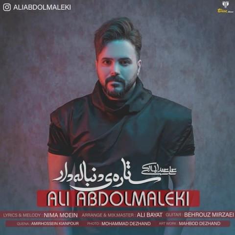 - متن آهنگ ستاره دنباله دار علی عبدالمالکی | MusText